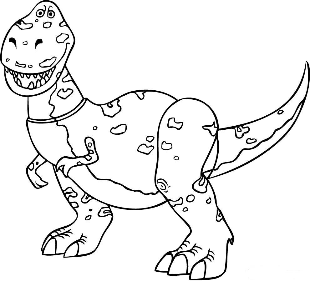 Toy Story 18 Animation Movies – Printable coloring pages