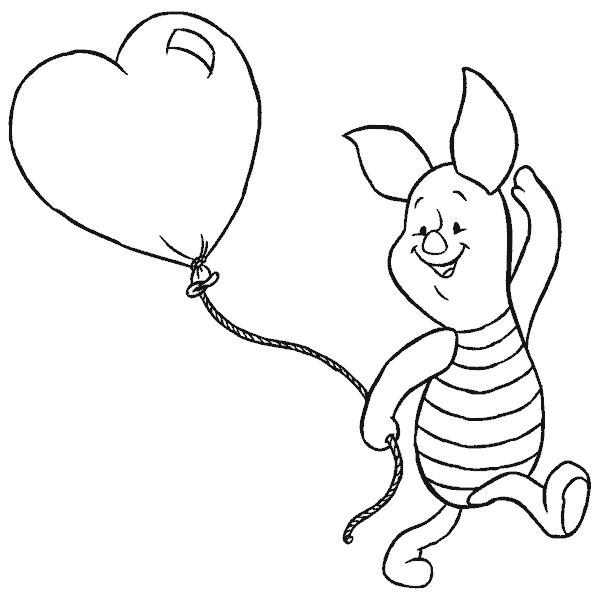 Winnie The Pooh #28630 (Animation Movies) – Printable Coloring Pages