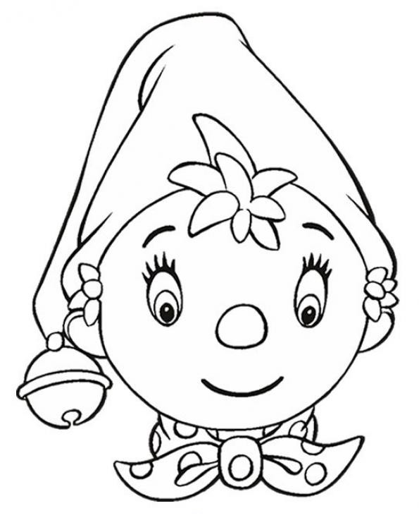 Noddy #44645 (Cartoons) – Printable Coloring Pages