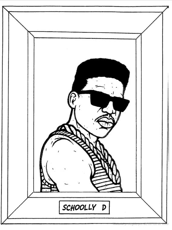 - Gangster #150013 (Characters) – Printable Coloring Pages