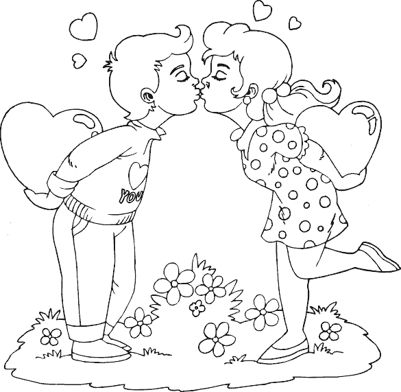 Little Girl #96550 (Characters) – Printable Coloring Pages