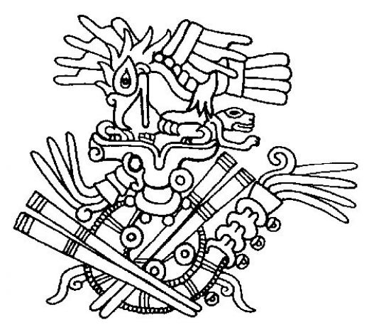 Aztec Mythology 111545 Gods And Goddesses Printable Coloring Pages