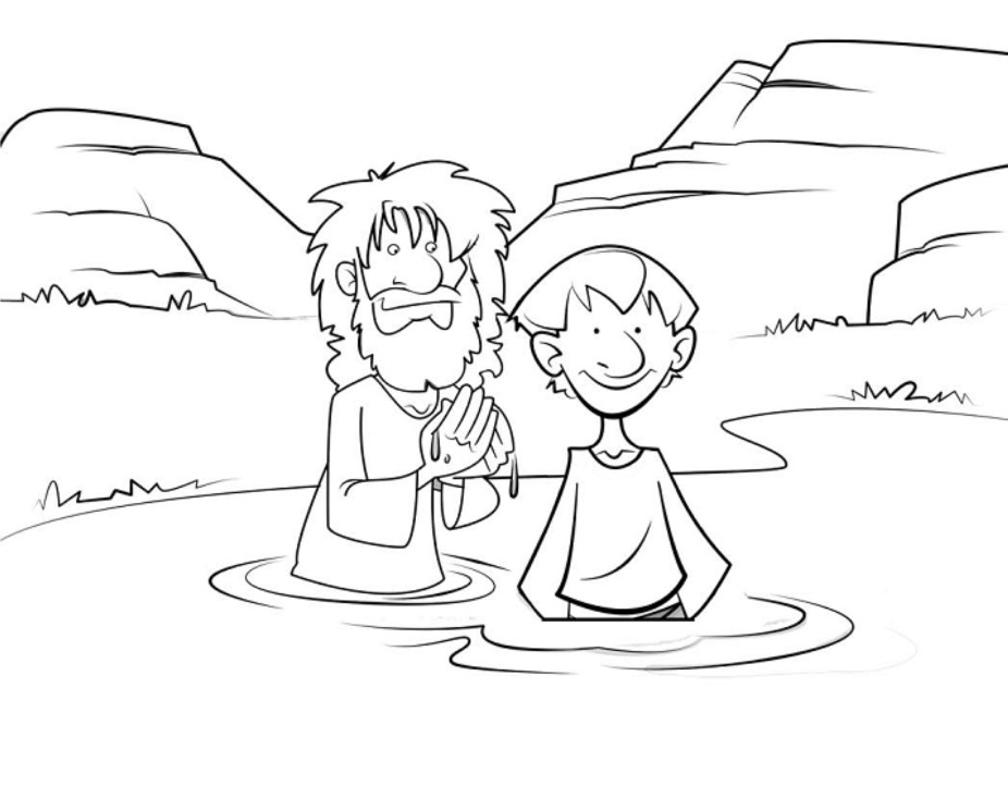 - Baptism #57495 (Holidays And Special Occasions) – Printable Coloring Pages