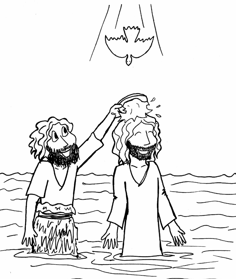- Baptism #57553 (Holidays And Special Occasions) – Printable Coloring Pages