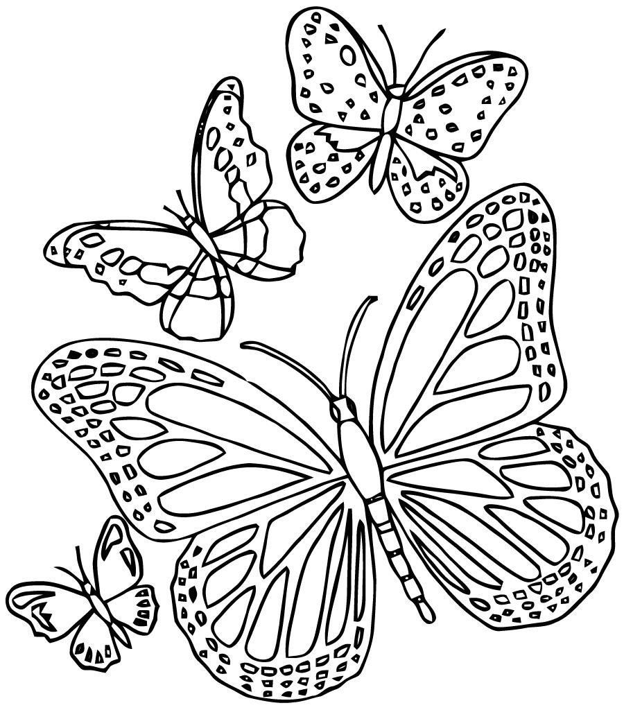 Mandalas Printable Coloring Pages