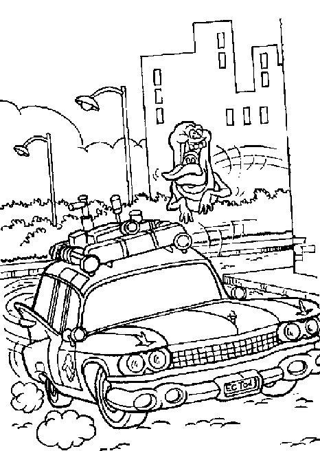 Ghostbusters 134296 Movies Printable Coloring Pages