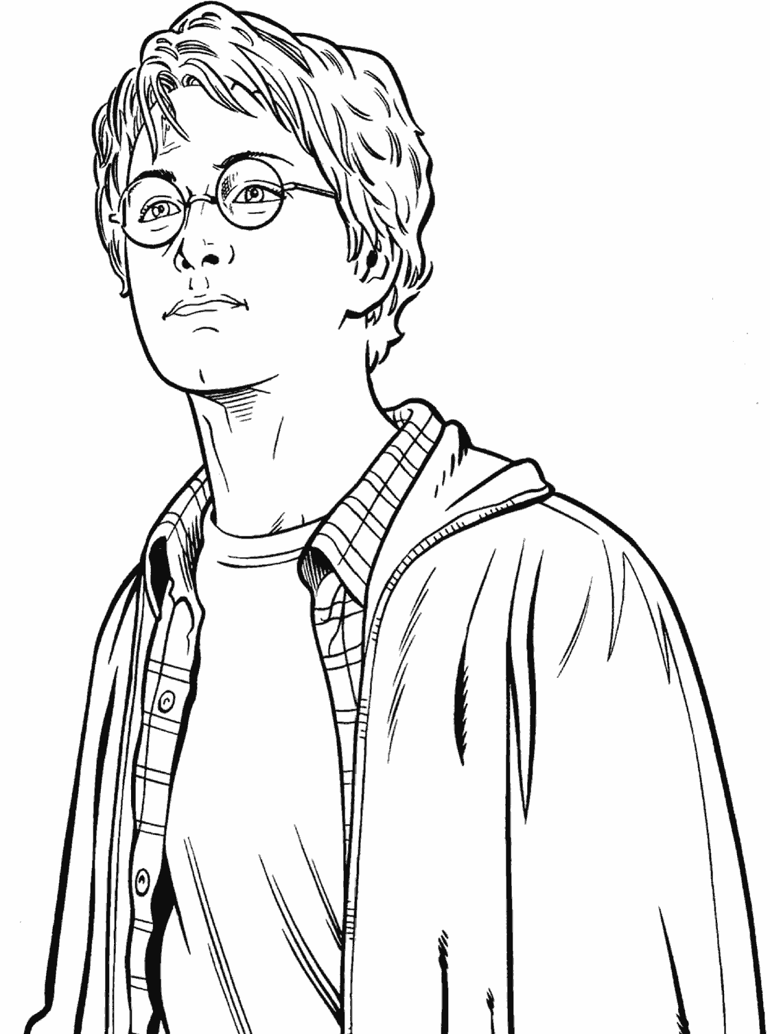 Harry Potter 69585 Movies Printable Coloring Pages