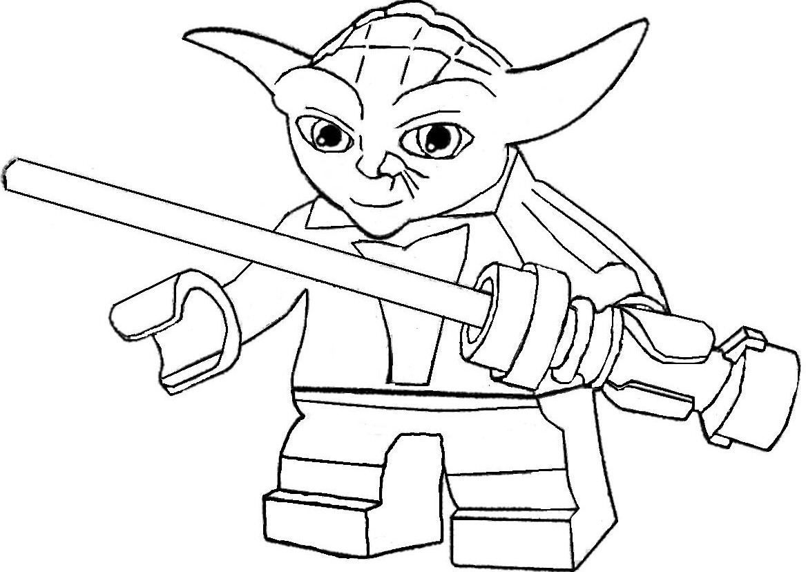 Star Wars 70551 Movies Printable Coloring Pages