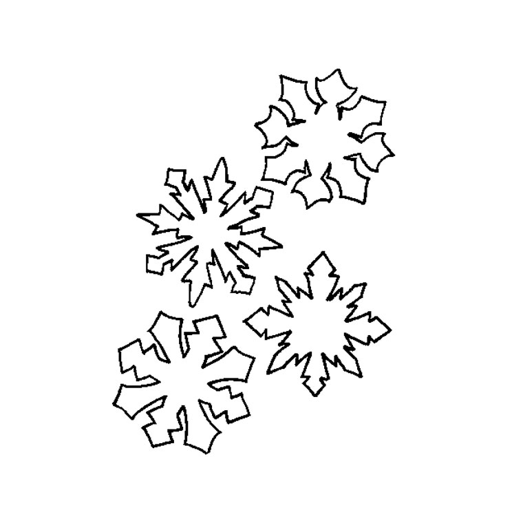 Snow #158500 (Nature) – Printable coloring pages