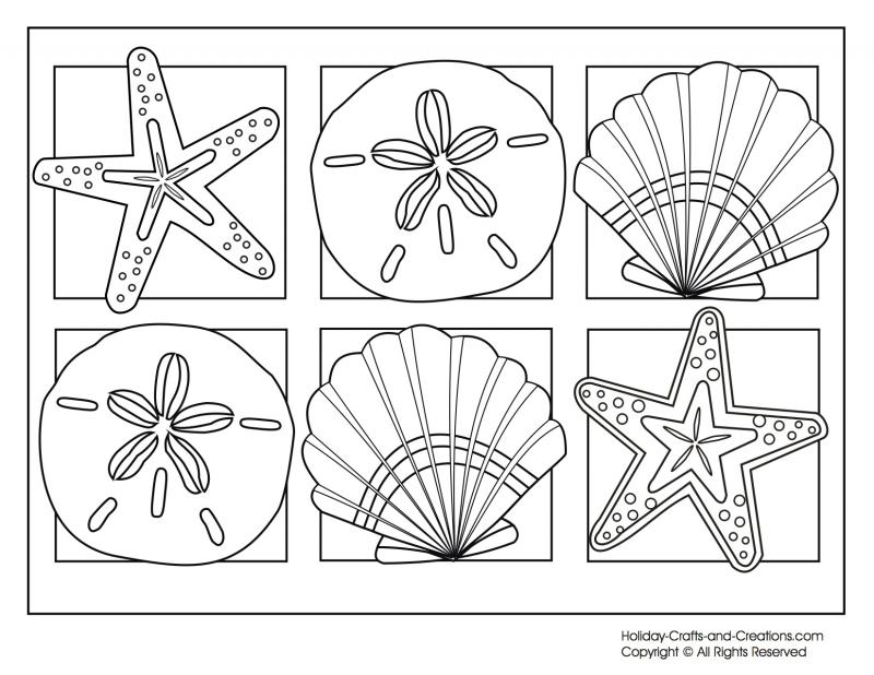 - Summer Season #165119 (Nature) – Printable Coloring Pages