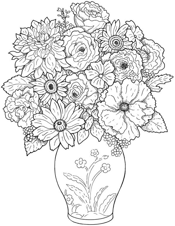 - Art Therapy (Relaxation) – Printable Coloring Pages