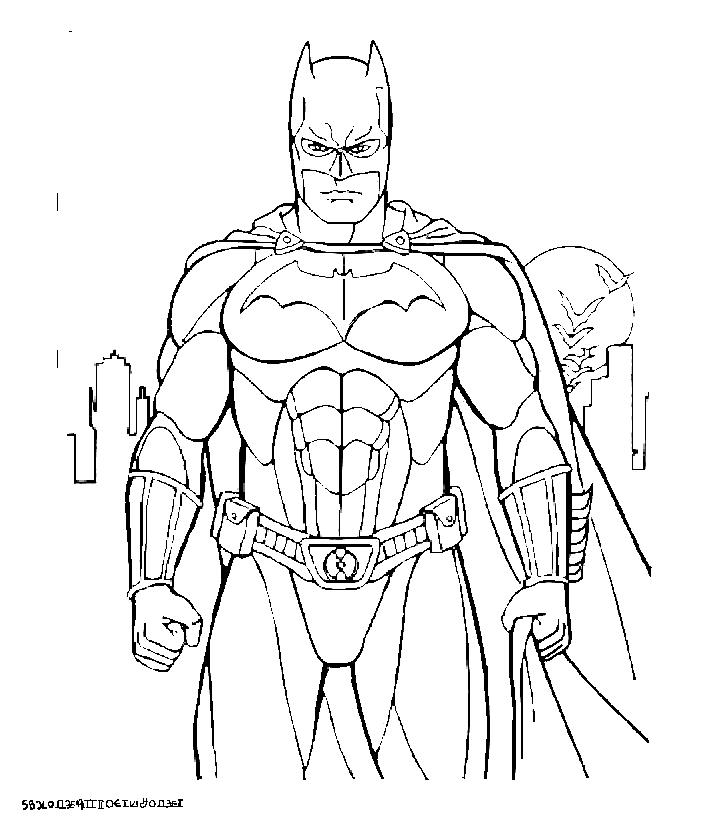 Dc Comics Super Heroes Superheroes Printable Coloring Pages