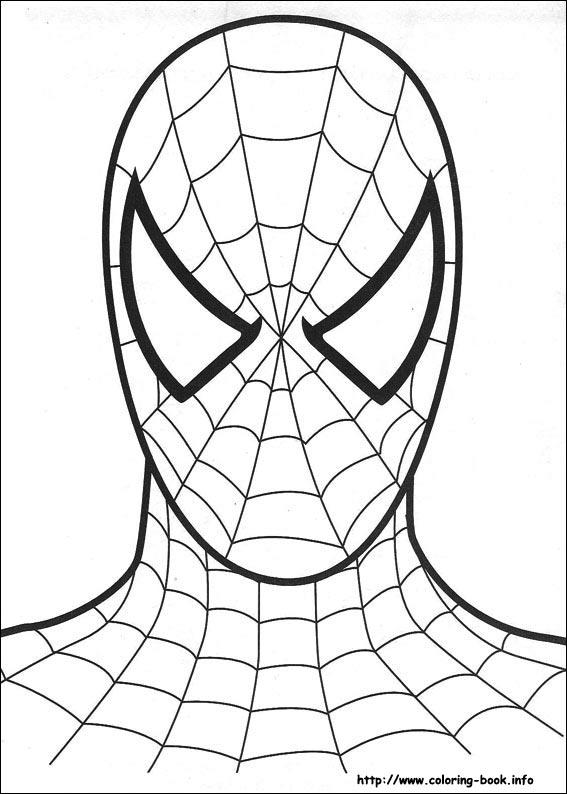 Spiderman 78642 Superheroes Printable Coloring Pages