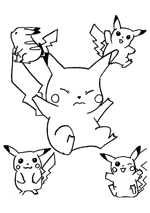 Pokemon Go #154242 (Video Games) - Printable coloring pages